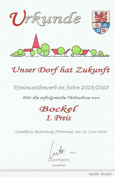 ausgezeichnet 2008 / 2009